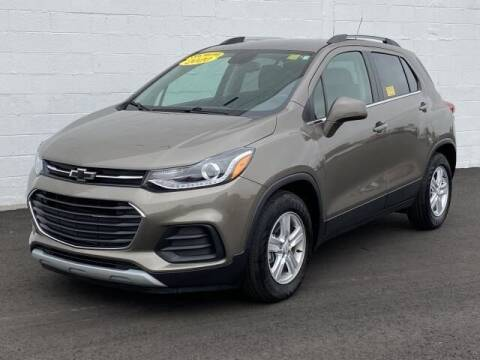 2020 Chevrolet Trax for sale at TEAM ONE CHEVROLET BUICK GMC in Charlotte MI