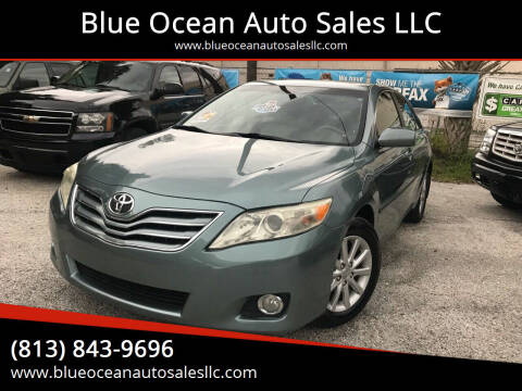 2011 Toyota Camry for sale at Blue Ocean Auto Sales LLC in Tampa FL