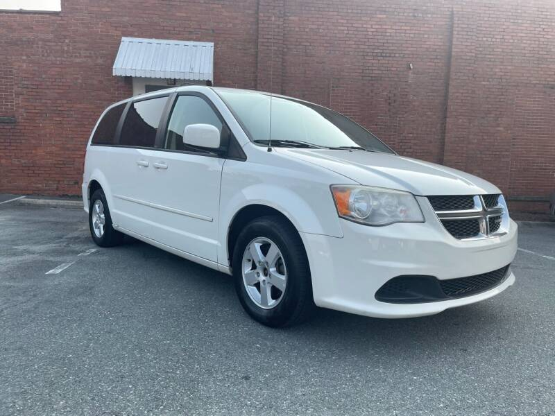 2013 Dodge Grand Caravan for sale at Pristine AutoPlex in Burlington NC