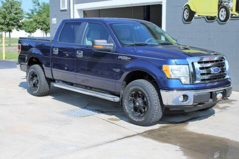 2010 Ford F-150 for sale at Great Lakes Classic Cars & Detail Shop in Hilton NY
