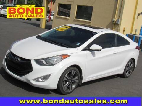 2013 Hyundai Elantra Coupe for sale at Bond Auto Sales in St Petersburg FL