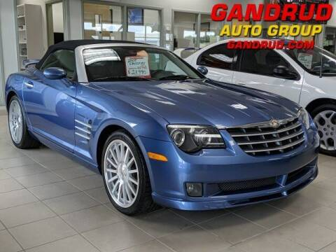 2005 Chrysler Crossfire SRT-6 for sale at Gandrud Dodge in Green Bay WI
