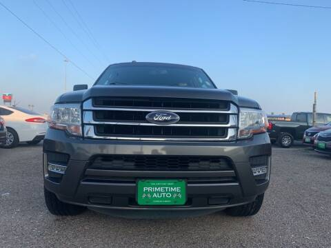 2017 Ford Expedition EL for sale at Primetime Auto in Corpus Christi TX