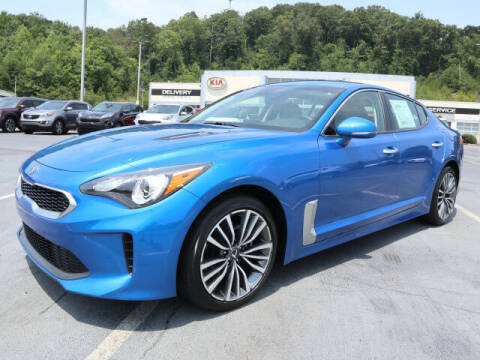 2019 Kia Stinger for sale at RUSTY WALLACE KIA OF KNOXVILLE in Knoxville TN