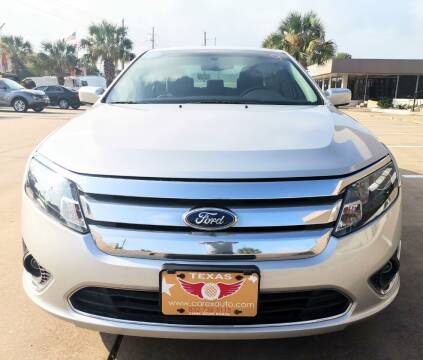 2010 Ford Fusion Hybrid for sale at Car Ex Auto Sales in Houston TX