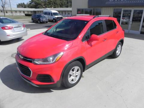 2018 Chevrolet Trax for sale at Thompson Car Company in Bad Axe MI