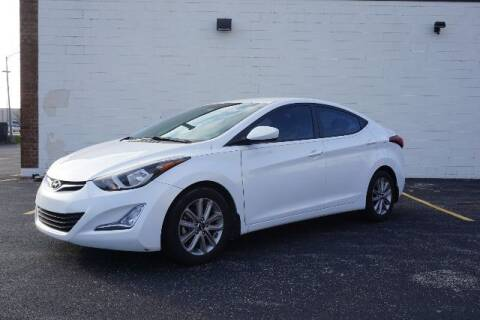 2016 Hyundai Elantra for sale at O T AUTO SALES in Chicago Heights IL