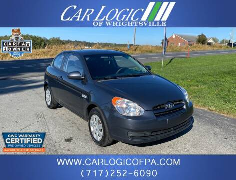 2010 Hyundai Accent for sale at Car Logic in Wrightsville PA