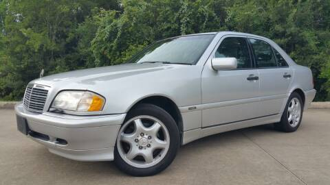 2000 Mercedes-Benz C-Class for sale at Houston Auto Preowned in Houston TX