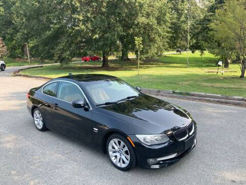 2012 BMW 3 Series for sale at Bull City Auto Sales and Finance in Durham NC