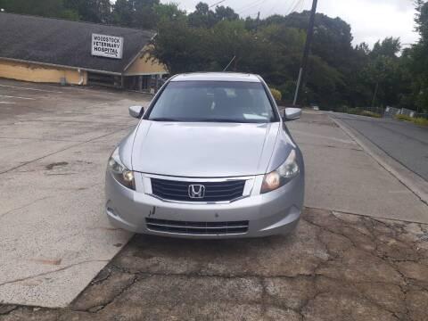 2009 Honda Accord for sale at Star Car in Woodstock GA