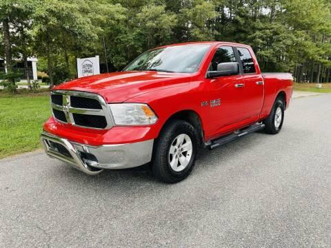 2016 RAM Ram Pickup 1500 for sale at H&C Auto in Oilville VA