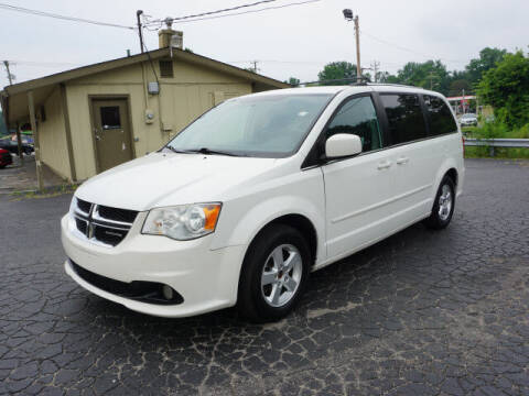 2011 Dodge Grand Caravan for sale at Tom Roush Budget Westfield in Westfield IN