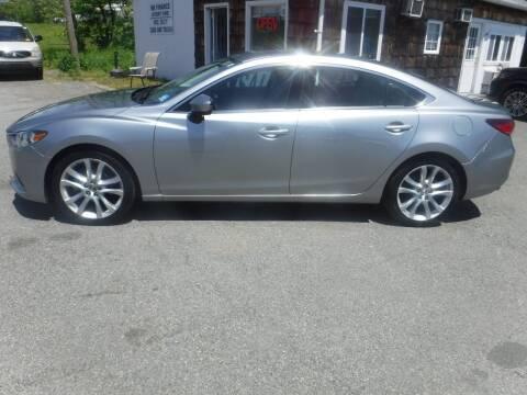 2014 Mazda MAZDA6 for sale at Trade Zone Auto Sales in Hampton NJ