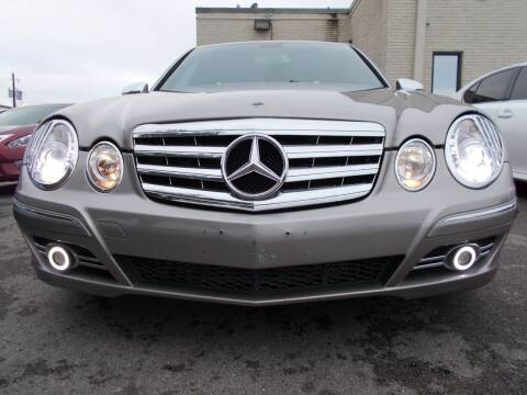 2007 Mercedes-Benz E-Class for sale at ACH AutoHaus in Dallas TX