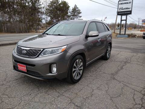 2014 Kia Sorento for sale at KATAHDIN MOTORS INC /  Chevrolet Sales & Service in Millinocket ME