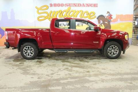 2018 GMC Canyon for sale at Sundance Chevrolet in Grand Ledge MI