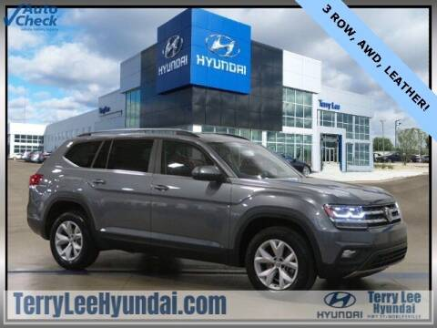 2020 Volkswagen Atlas for sale at Terry Lee Hyundai in Noblesville IN
