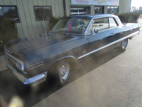 1963 Chevrolet Impala for sale at Toybox Rides in Black River Falls WI