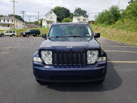 2012 Jeep Liberty for sale at KANE AUTO SALES in Greensburg PA