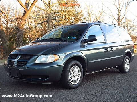 2002 Dodge Grand Caravan for sale at M2 Auto Group Llc. EAST BRUNSWICK in East Brunswick NJ