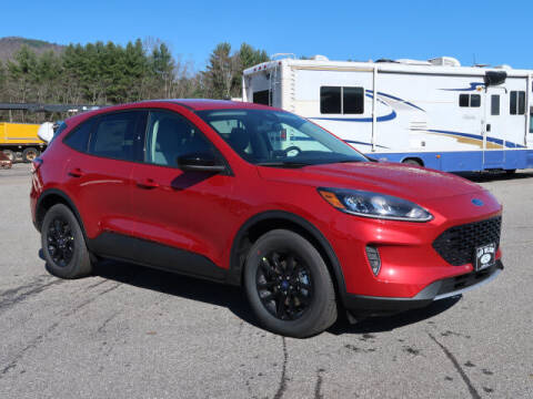 2020 Ford Escape Hybrid for sale at Ken Wilson Ford in Canton NC