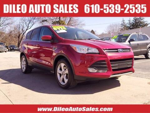 2015 Ford Escape for sale at Dileo Auto Sales in Norristown PA