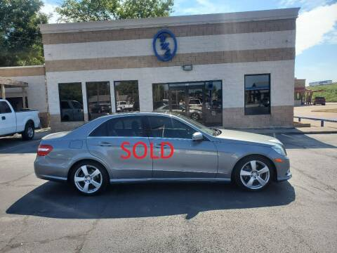 2011 Mercedes-Benz E-Class for sale at Wilborn Motor Co in Fort Worth TX