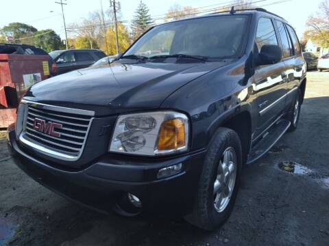2006 GMC Envoy for sale at D & D All American Auto Sales in Mt Clemens MI