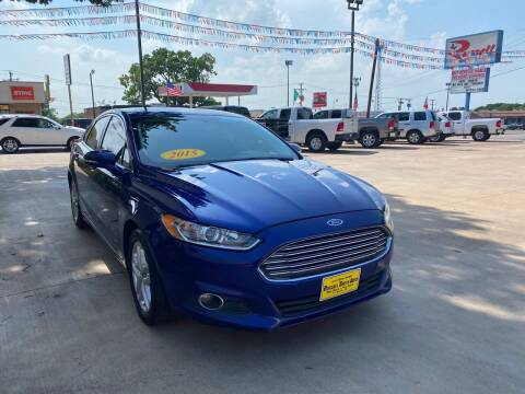2015 Ford Fusion for sale at Russell Smith Auto in Fort Worth TX