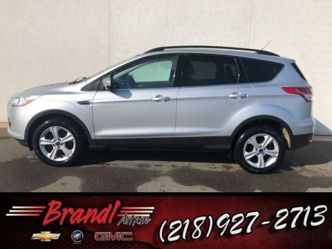 2015 Ford Escape for sale at Brandl GM in Aitkin MN