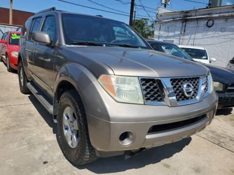 2006 Nissan Pathfinder for sale at USA Auto Brokers in Houston TX