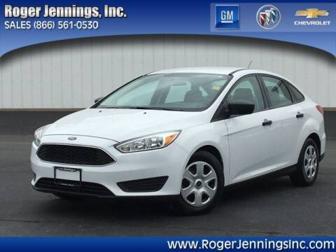 2018 Ford Focus for sale at ROGER JENNINGS INC in Hillsboro IL