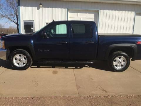 2012 Chevrolet Silverado 1500 for sale at Bauman Auto Center in Sioux Falls SD