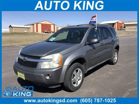 2005 Chevrolet Equinox for sale at Auto King in Rapid City SD