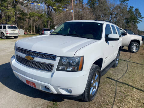 2014 Chevrolet Tahoe for sale at Southtown Auto Sales in Whiteville NC
