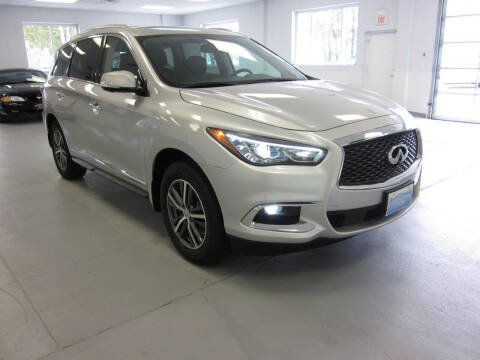2017 Infiniti QX60 for sale at Brick Street Motors in Adel IA