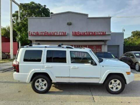 2006 Jeep Commander for sale at Eazy Auto Finance in Dallas TX