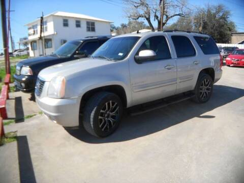 2008 GMC Yukon for sale at CARDEPOT in Fort Worth TX