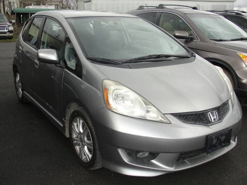 2010 Honda Fit for sale at Turnpike Auto Sales LLC in East Springfield NY