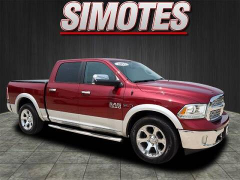 2015 RAM Ram Pickup 1500 for sale at SIMOTES MOTORS in Minooka IL