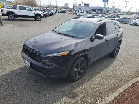 2016 Jeep Cherokee for sale at Karmart in Burlington WA
