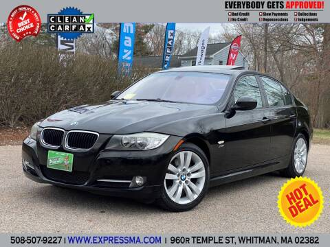 2009 BMW 3 Series for sale at Auto Sales Express in Whitman MA