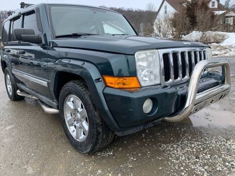 2006 Jeep Commander for sale at Ron Motor Inc. in Wantage NJ