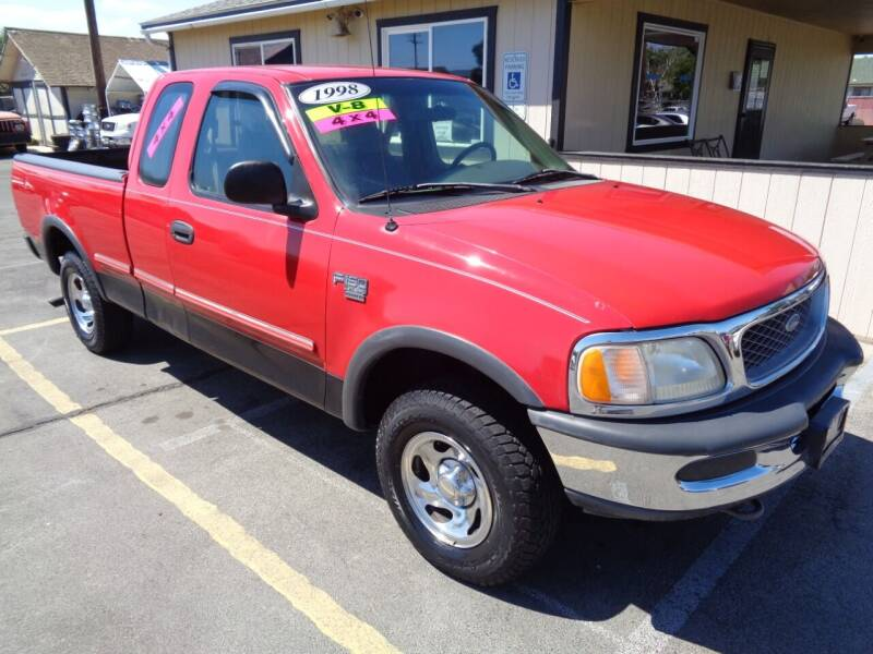 1998 Ford F-150 for sale at BBL Auto Sales in Yakima WA