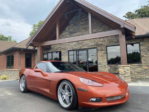 2006 Chevrolet Corvette for sale at Auto Solutions in Maryville TN