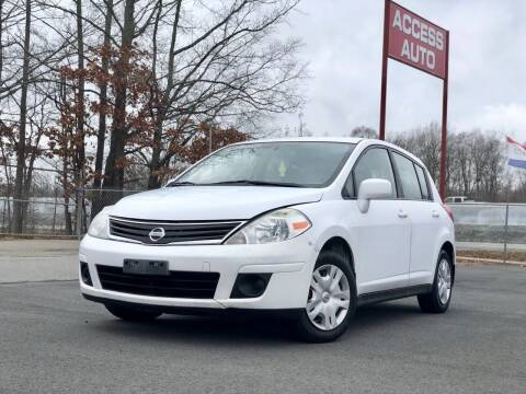 2010 Nissan Versa for sale at Access Auto in Cabot AR