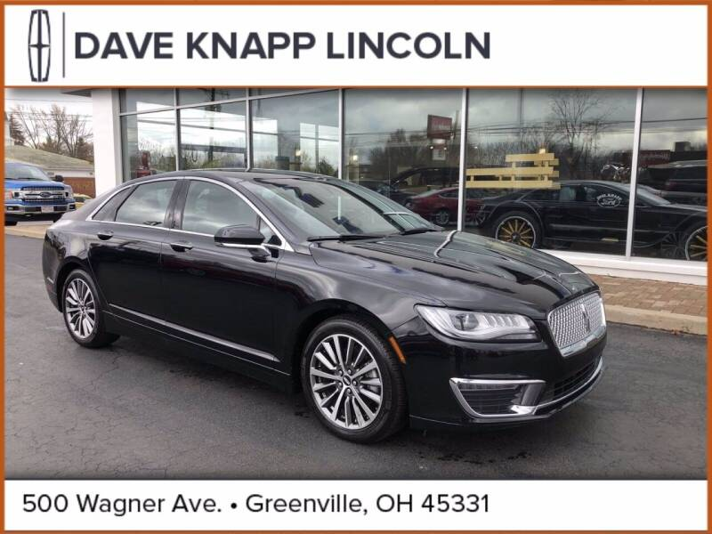 2019 Lincoln MKZ for sale in Greenville, OH