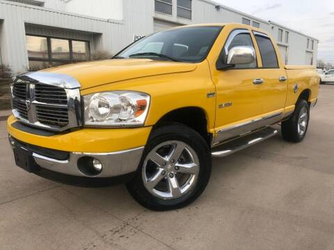 2008 Dodge Ram Pickup 1500 for sale at Zapp Motors in Englewood CO