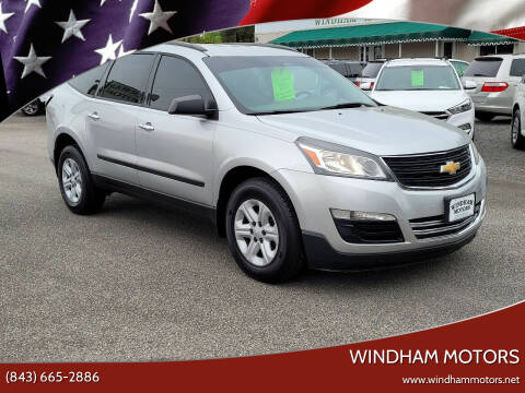 2014 Chevrolet Traverse for sale at Windham Motors in Florence SC